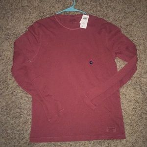 NWT men's long sleeve A&F top